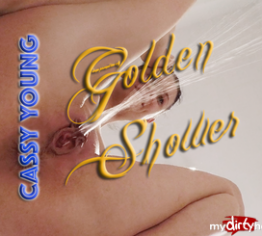Cassy Young gives a Golden Shower