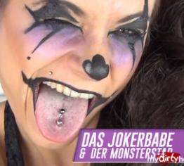 Das JokerBabe und der Monsterstab