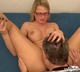 User leckt mich zum Orgasmus!!!