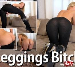 Leggings Bitch
