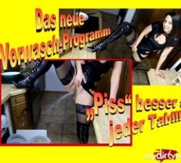 """Das neue """"PISS-MASSINA"""""""
