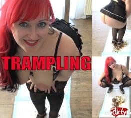 Ekel-Trampling