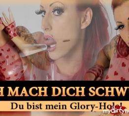 Ich mach dich schwul! Du bist mein Glory-Hole!