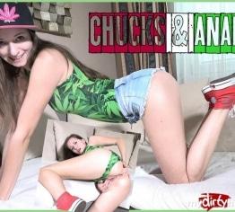 Wunschvideo: CHUCKS & ANAL!