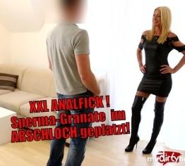 Der Arschfick-Deal mit der Lederhure!