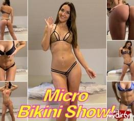 Micro Bikini Show!