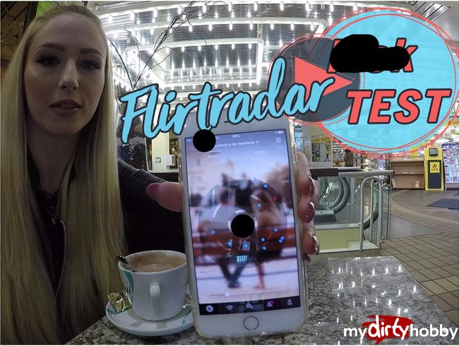 FLIRTRADAR- FICK TEST     | LUCY CAT