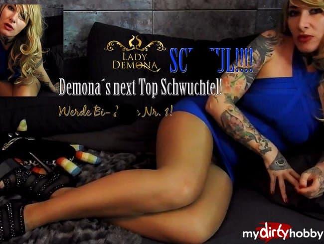 Demona´s next Top Schwuchtel! Werde Bi Nutte Nummer 1| by Lady_Demona