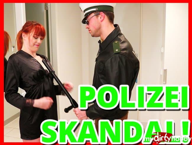 SKANDAL! Polizist nutzt seine Stellung mich zu ficken :O