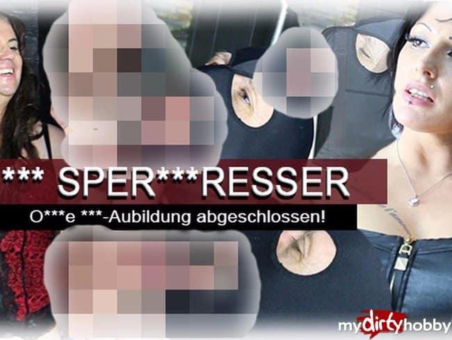 GAY Spermafresser - Orale Gay-Ausbildung abgeschlossen!