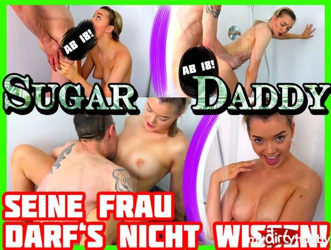 Sugardaddy in der Dusche & Frau zuhause! | Anny Aurora