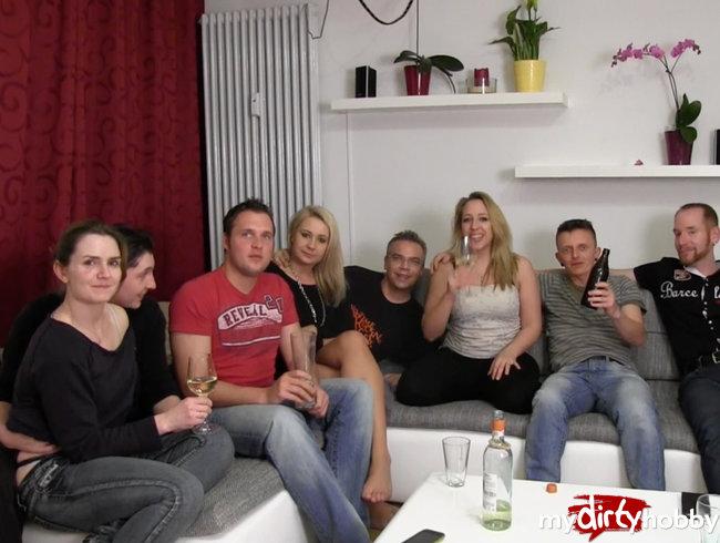 Amateurstars Casting - Geiler User-Fick PARTY!! • Sexfilme