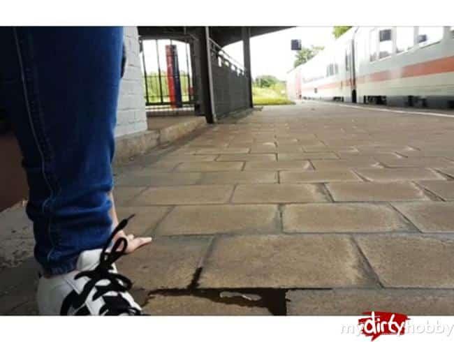 Bahnsteik